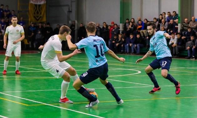 Український футзальний клуб припинив своє існування