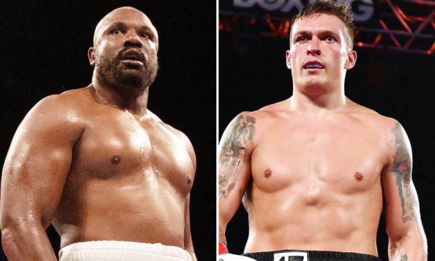 WBO може провести бій між Усиком і Чісорою за тимчасовий пояс