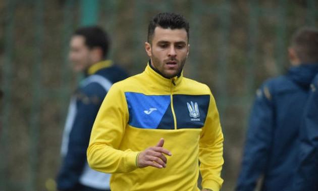 Нападник Шахтаря отримав травму у матчі Україна - Нігерія