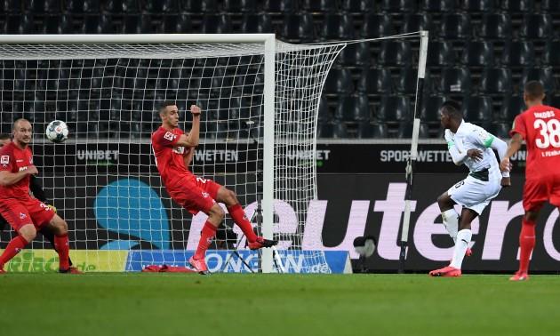 Боруссія М обіграла Кельн у 21 турі Бундесліги