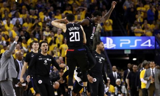 Трьоха від Шамета для історичної перемоги - момент дня в НБА
