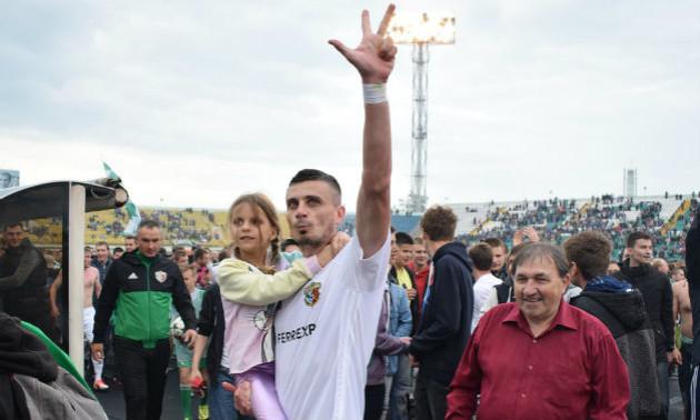 Захисник Ворскли завершив кар'єру