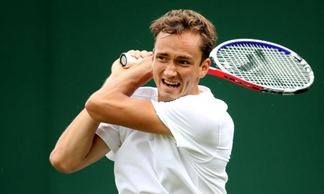 Російський тенісист влаштував істерику на Вімблдоні