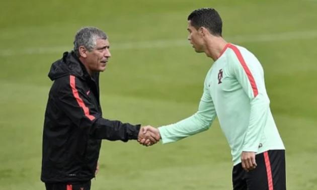 Роналду повернувся в збірну Португалії для матчу проти України