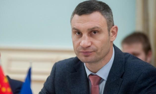 Віталій Кличко: Я знаю Усика, він - патріот України