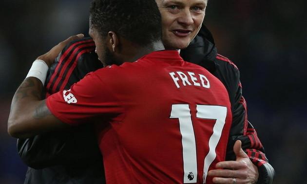Сульшер: Фред обов'язково отримає свій шанс