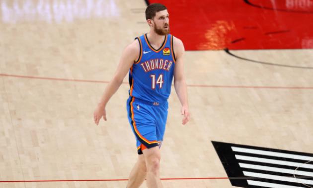 Яскравий данк Михайлюка потрапив у ТОП-10 найкращих моментів НБА
