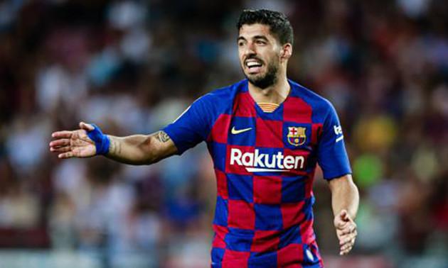 Барселона шукає заміну травмованому Суаресу