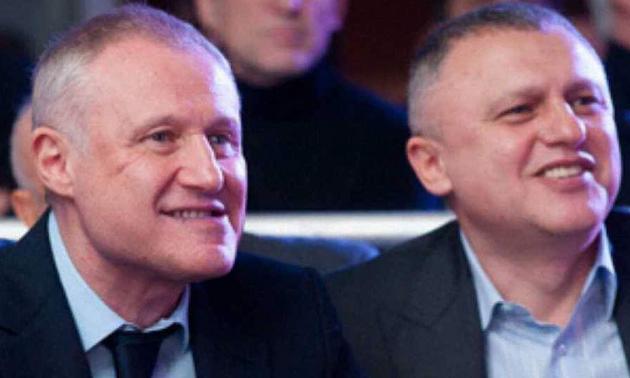 Ляшко підтвердив, що братам Суркісам заборонено відвідувати матчі Динамо