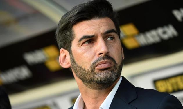 Фонсека - претендент на посаду тренера Роми