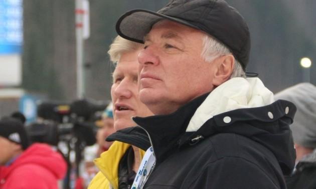 Президент федерації біатлону України дивно пожартував з україно-російських відносин