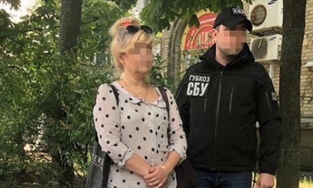 Тренера збірної України впіймали на хабарі