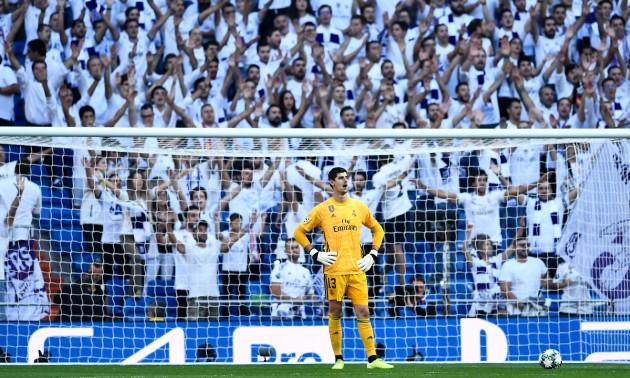Реал на останніх хвилинах врятувався у матчі проти Брюгге
