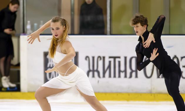 Українські фігуристи завоювали золото і срібло у Стамбулі