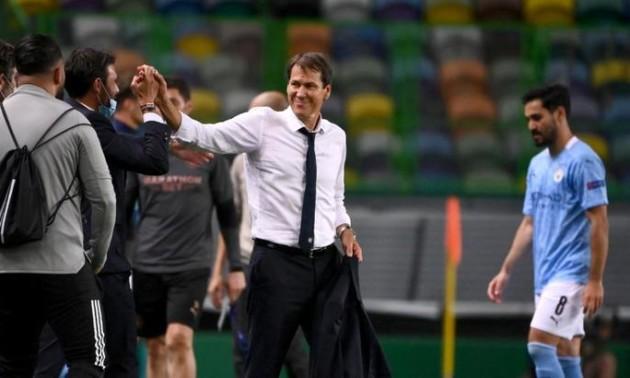 Гарсія: Ми виграли тактичну битву у Манчестер Сіті