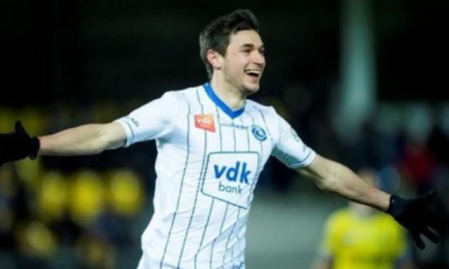 Яремчук знову забив за Гент