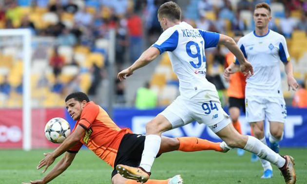 Динамо в овертаймі перемогло Шахтар у 1/8 фіналу Кубка України