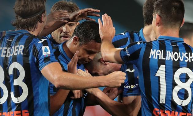 Аталанта встановила історичне досягнення у Серії А