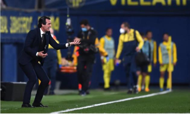 Емері: Вільярреал був кращим за Арсенал