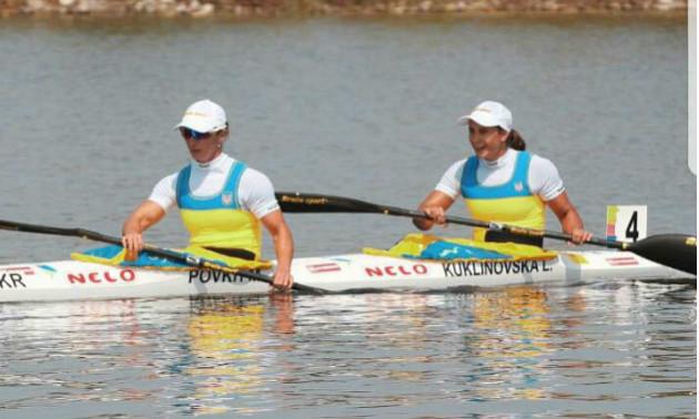 Українські веслувальниці здобули золоті нагороди на Європейських іграх