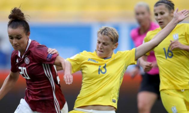 Збірна Німеччини знищила Україну у відборі до Євро-2021