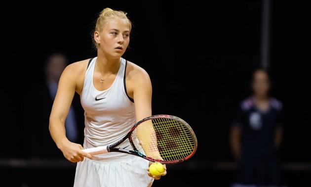 Костюк виграла в Ормаечае у 1/8 турніру в Торуні
