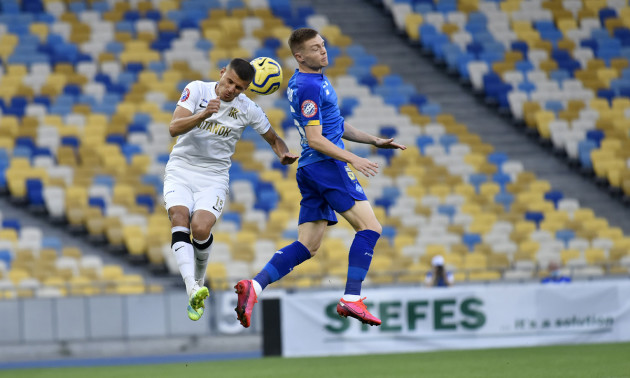 Динамо - Колос: онлайн-трансляція 1/4 фіналу Кубку України. LIVE