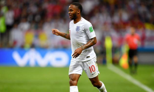 Стерлінг може стати капітаном збірної Англії