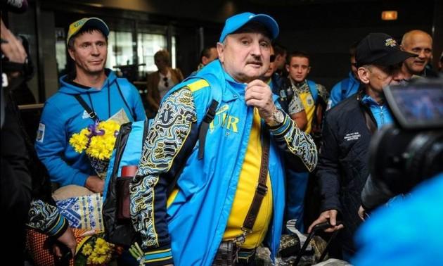 Сосновський покинув збірну України з боксу