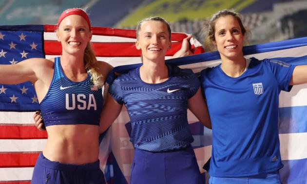 Чинна чемпіонка Олімпіади здобула лише бронзу чемпіонату світу