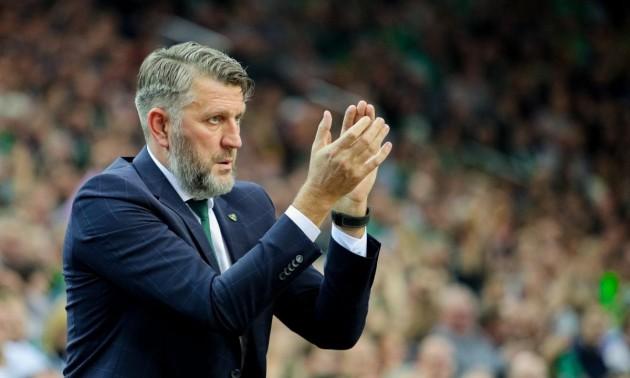 Масколюнас очолив збірну Литви