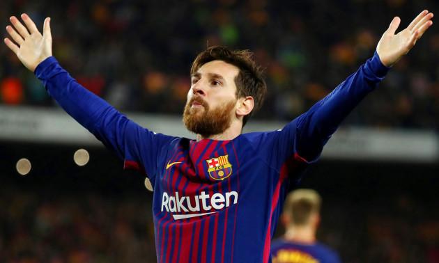 Мессі – автор найкрасивішого гола в історії Барселони