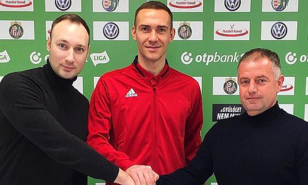 Кравченко забив дебютний гол за Кішварду