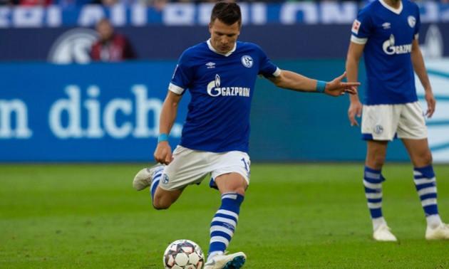 Коноплянка забив неймовірний гол за Шальке в Бундеслізі. ВІДЕО