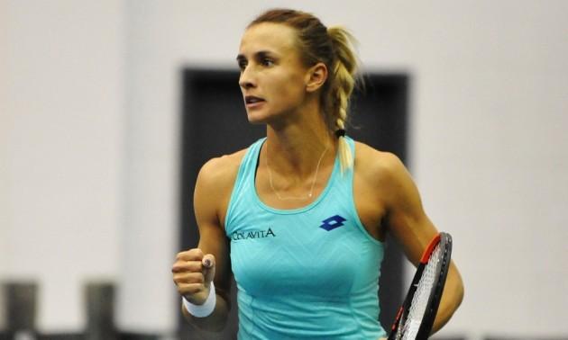 Цуренко успішно стартувала у кваліфікації турніру у Досі