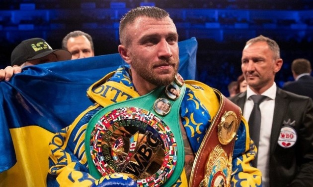 Ломаченко втратить статус франчайзингового чемпіона WBC у випадку поразки від Лопеса