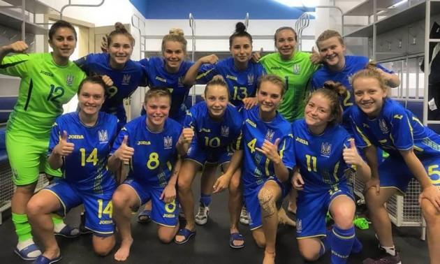 Збірна України в напруженому матчі виграла другий матч на ЧС