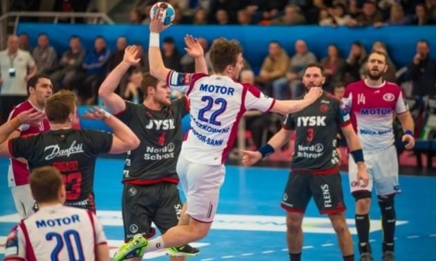 Мотор зіграв унічию з Віве Кельце у першому матчі 1/8 фіналу Ліги чемпіонів