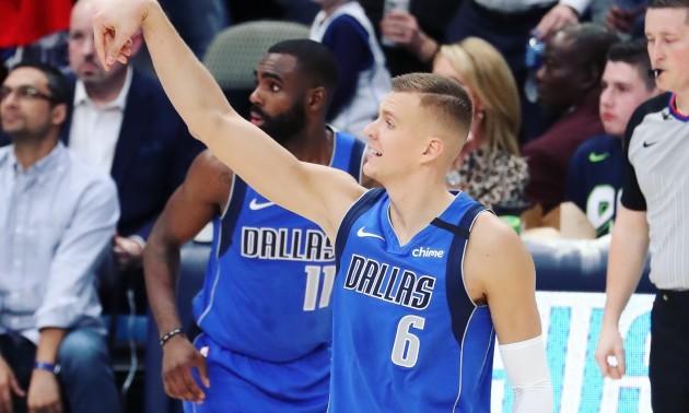 Даллас вийшов в плей-оф НБА