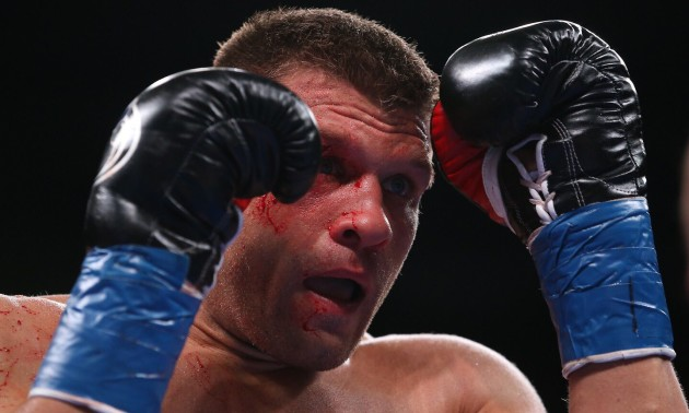 Дерев'янченко: Я заслужив на реванш проти Головкіна