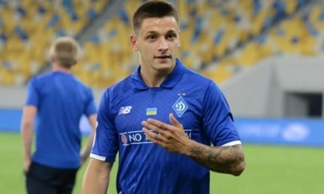 Русин: Поки нічого не знаю про можливе повернення в Динамо