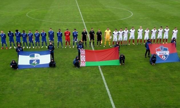 Мінськ переграв Слуцьк у 11 турі чемпіонату Білорусі