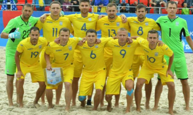 Збірна України програла третій матч на Всесвітніх пляжних іграх