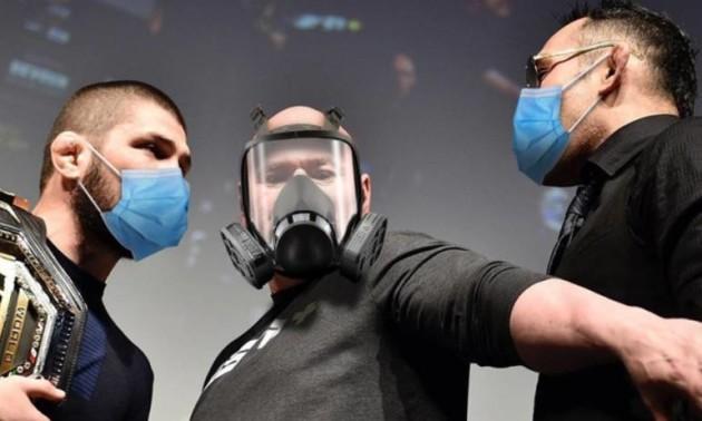 Нурмагомедов: Якщо UFC назве мені локацію, я вилечу з Росії на бій