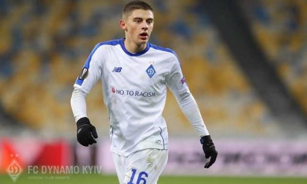 Миколенко не зіграє за збірну України на чемпіонаті світу U-20