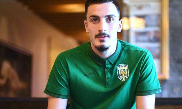Карпати оголосили про трансфер грузинського захисника