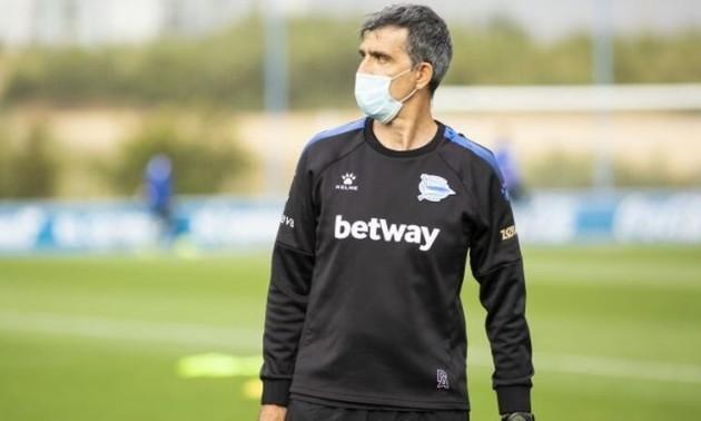 Колишній тренер Дніпра очолив клуб іспанської Ла-Ліги