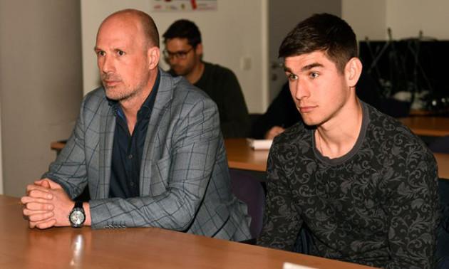 Маліновський уникнув дискваліфікації