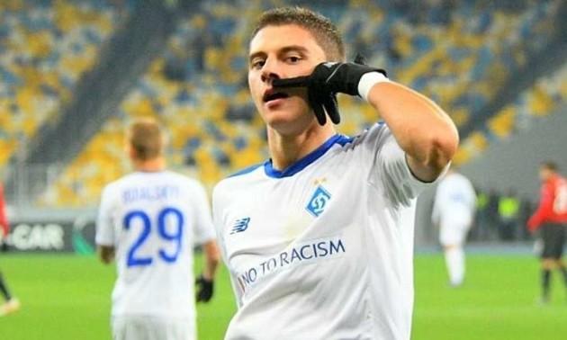 Миколенко: У кожному матчі маю доводити, що я гідний бути гравцем основного складу