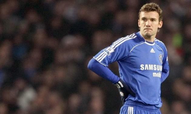 Шевченко розповів чому не зміг заграти за Челсі